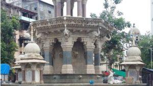 Mumbai fountain-2