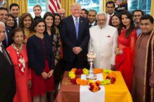 Trump-Diwali