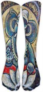 Ganesha stockings-1