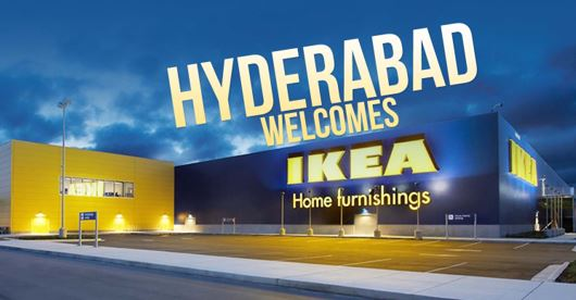 IKEA opens first India store in Hyderabad - Eshadoot